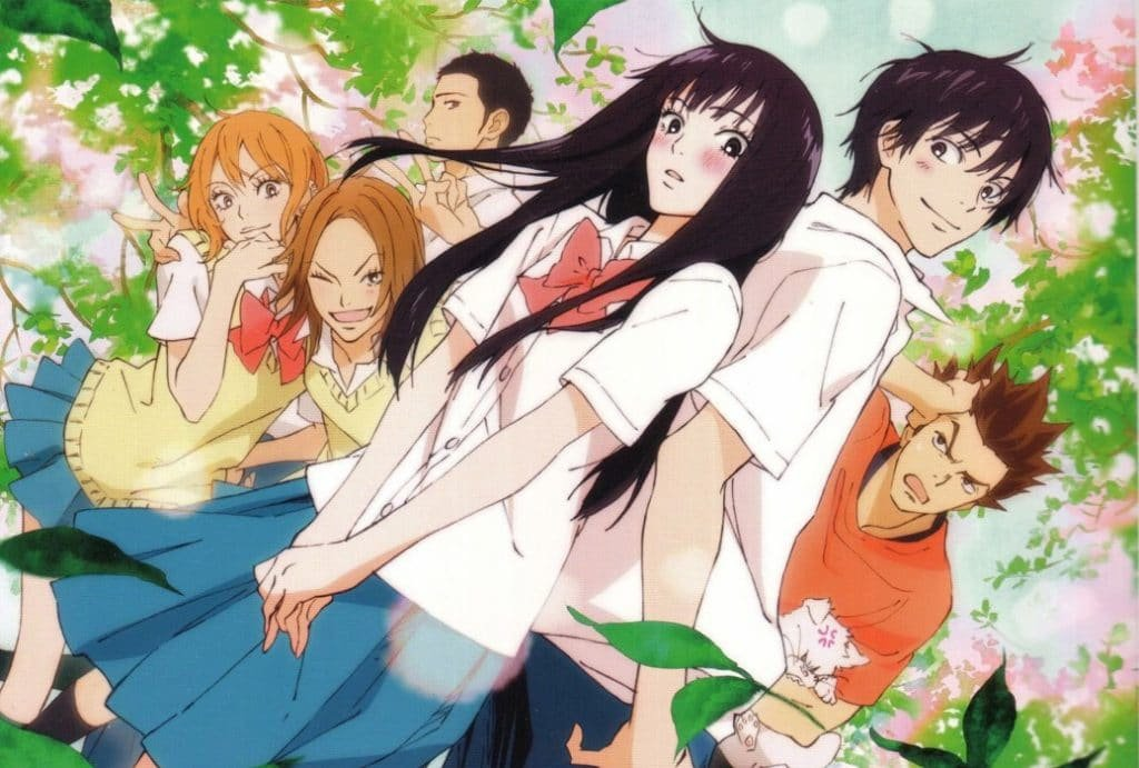 from me to you featured best shoujo animes