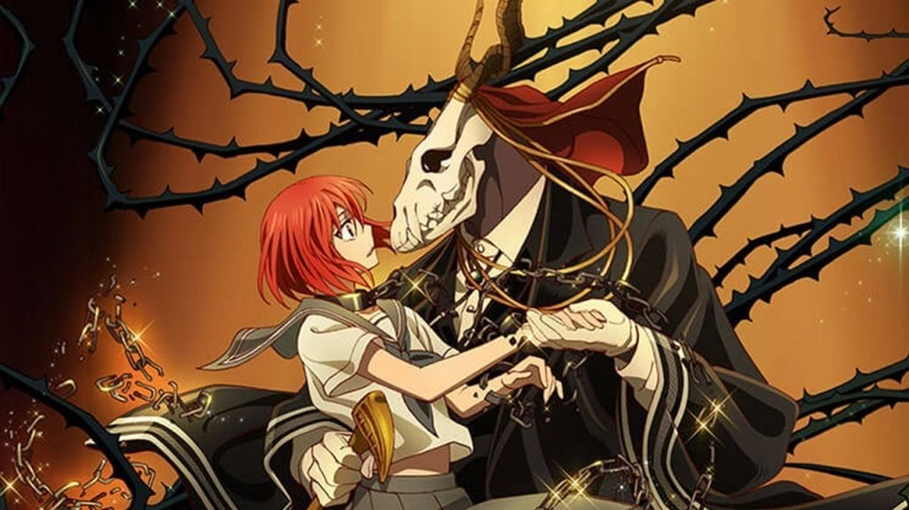 Ancient Magus Bride - Best Fantasy Anime You Need To Watch