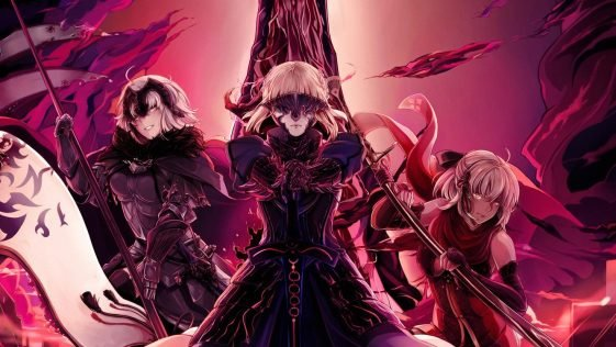 fate grand order how to watch fate series in order 1