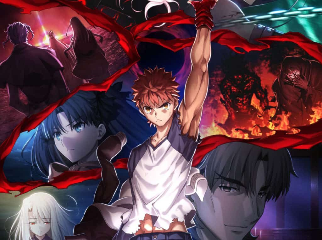 how many fate animes are there to watch