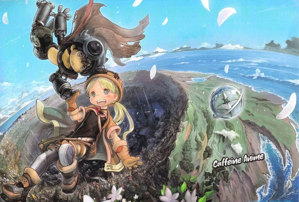 made in abyss top anime like goblin slayer