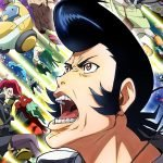 Space Dandy - Best Sci Fi Anime You Need To Watch Today