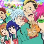 the disastrous life of saiki k best anime like one punch man