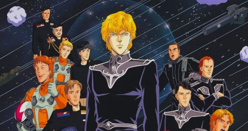 legend of galactic heroes 18 of the best space themed anime for your inner geek