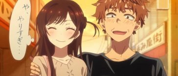 6 of the best anime like rent a girlfriend