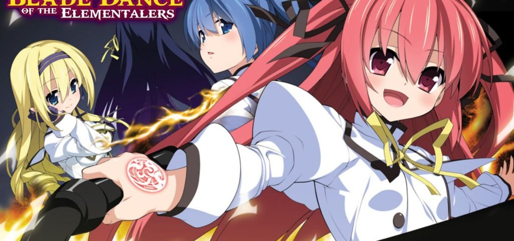 blade dance of the elementalers anime like chivalry of a failed knght