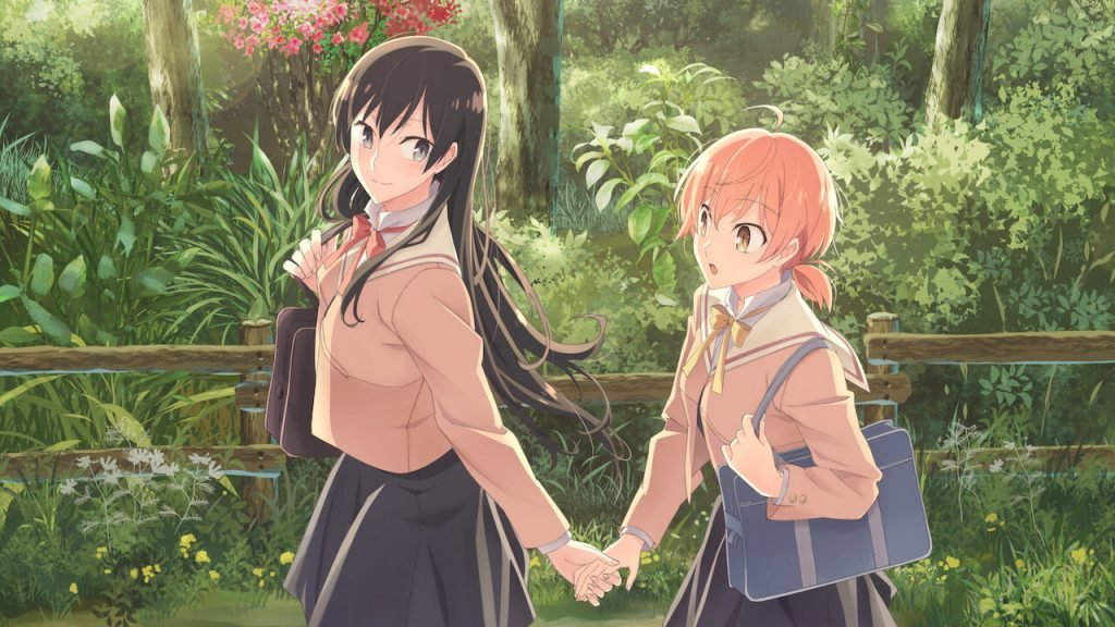 bloom into you 6 of the best anime like rent a girlfriend