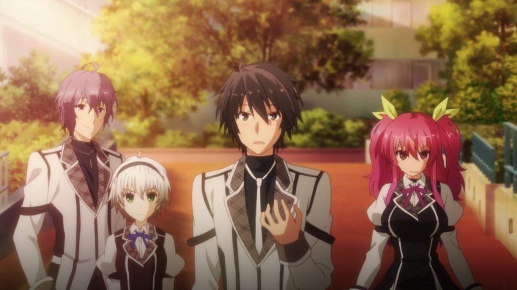 chivalry of a failed knight 13 must watch anime if you love irregular at magic high school