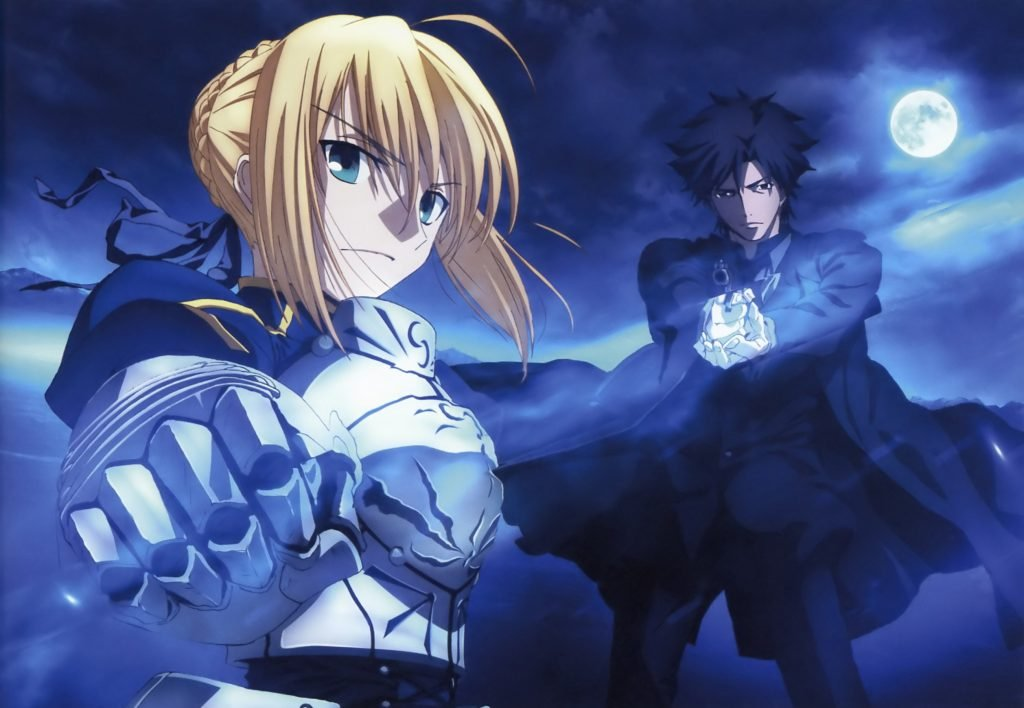 fate zero best fate anime of all time according to fans