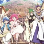 magi the labyrinth of magic how to watch magi anime in order