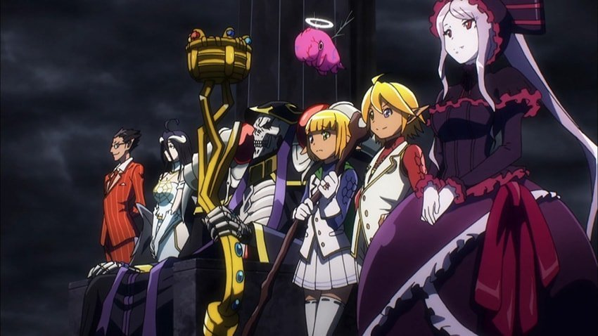 overlord 10 of the best anime like gate