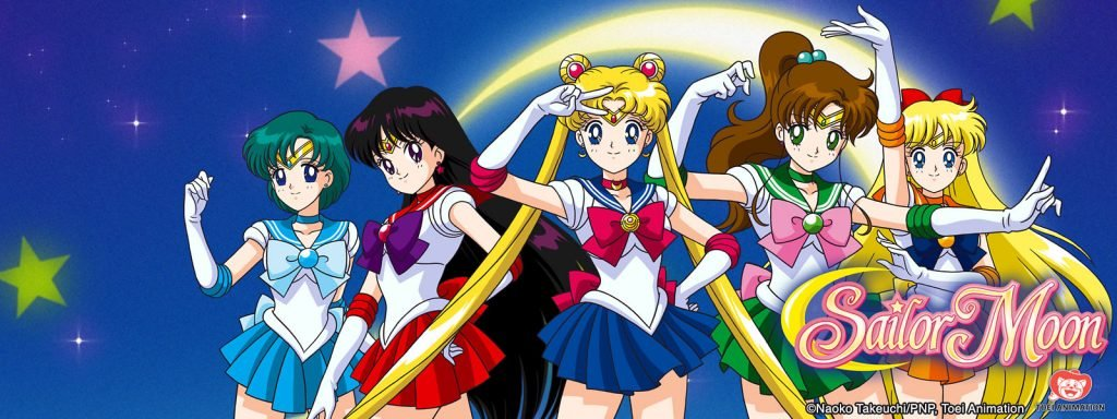sailor moon 1992 20 of the best magical girl anime that will spellbind you