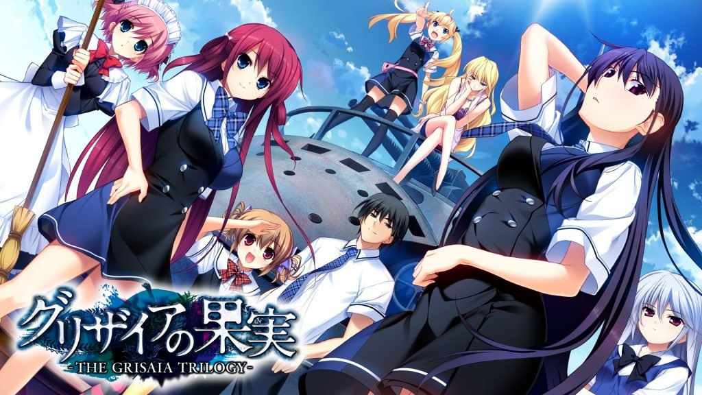 the fruit of grisaia 13 must watch anime if you love irregular at magic high school