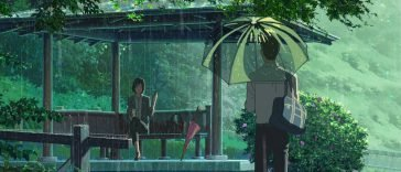 the garden of words best romance anime movies
