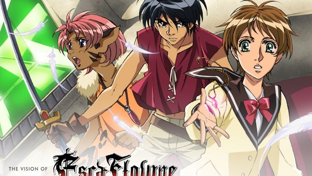 the vision of escaflowne 9 of the best anime like inuyasha