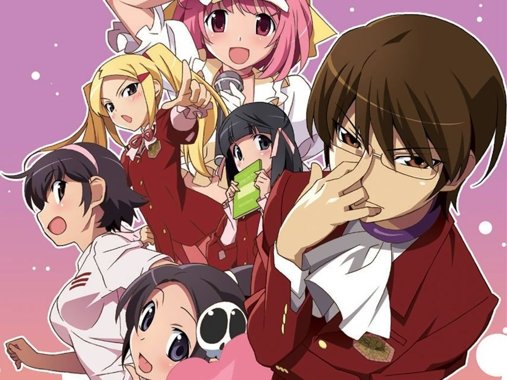 the world god only knows 19 anime like no game no life you need to watch today