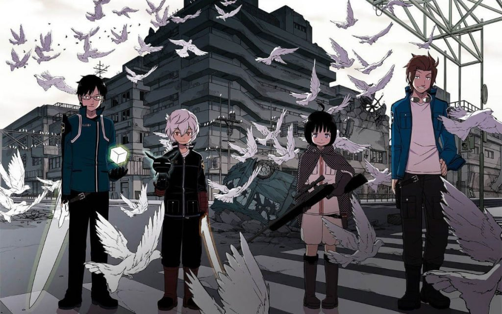 world trigger 10 of the best anime like gate