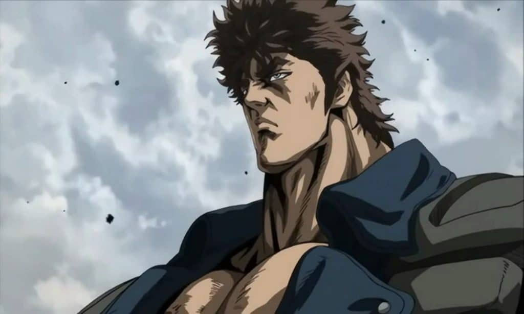 fist of the north star kenshirou