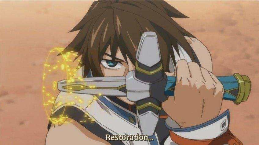 layfon alseif anime with overpowered main character