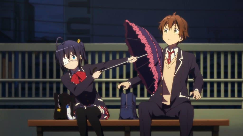 love chunibyo other delusions best slice of life anime