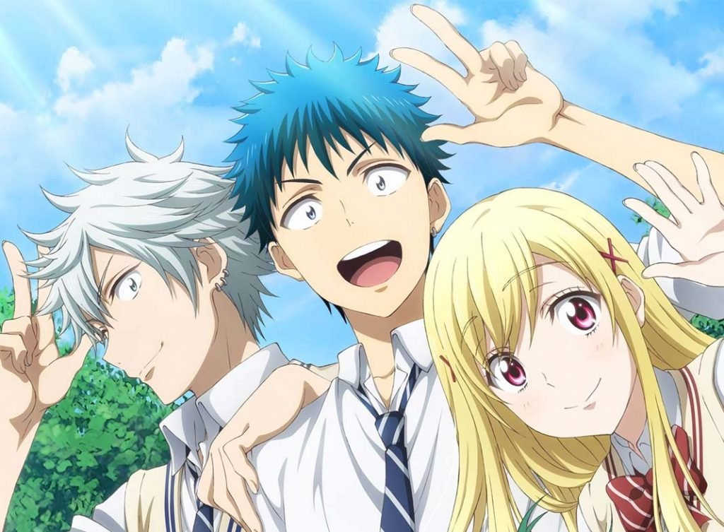 yamada kun and the seven witches best schools in anime