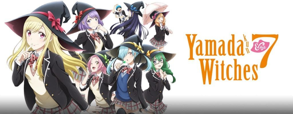yamada kun and the seven witches best harem anime of 2021