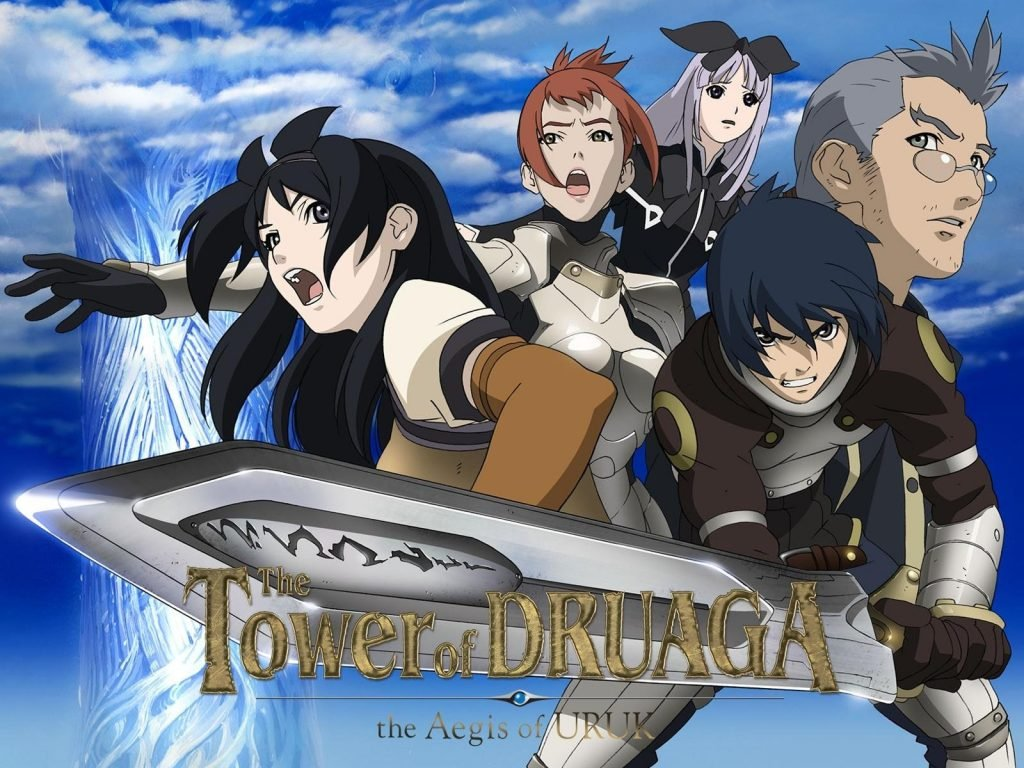 tower of druaga anime like danmachi is it wrong to pick up girls in dungeon