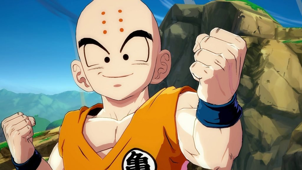 krillin dragon ball z best anime dads of all time