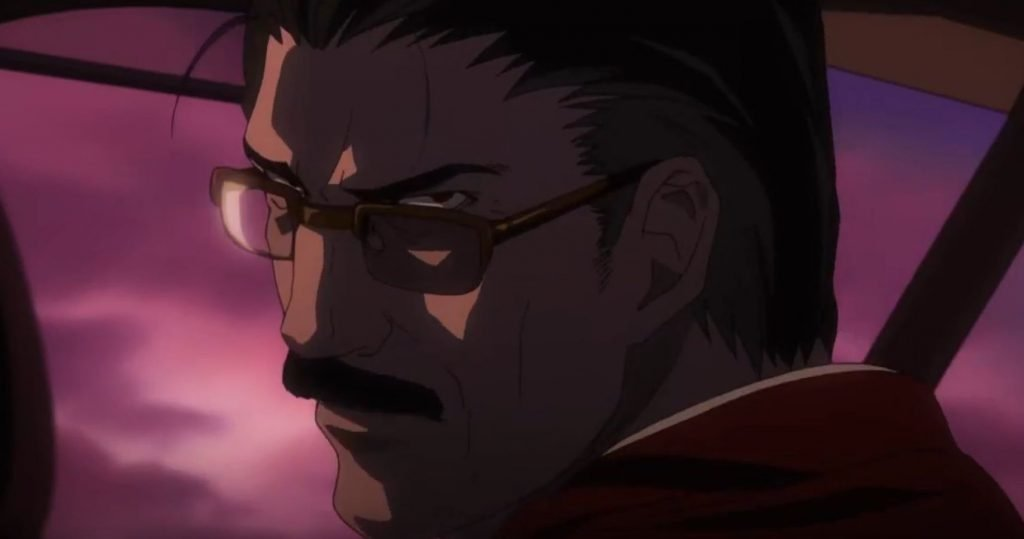 soichiro yagami death note best anime dads of all time