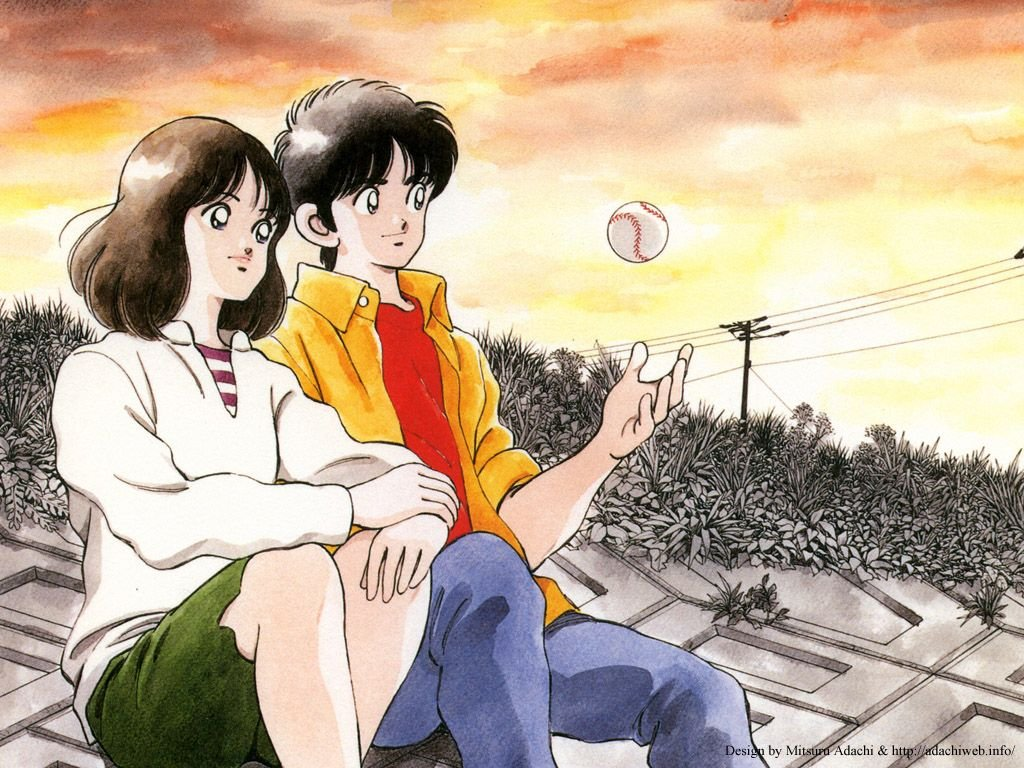 touch best 80s anime